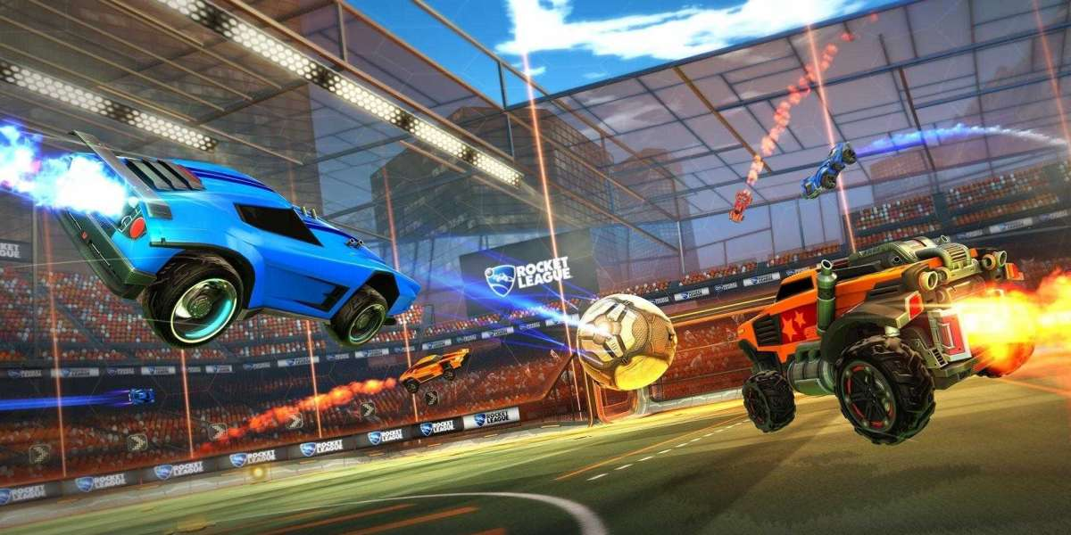 Rocket League debuted on PC and PlayStation