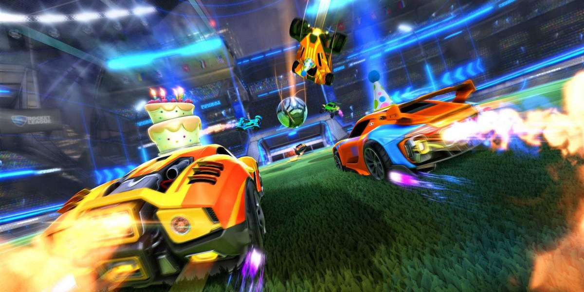 The costs in Rocket League's new thing store are descending