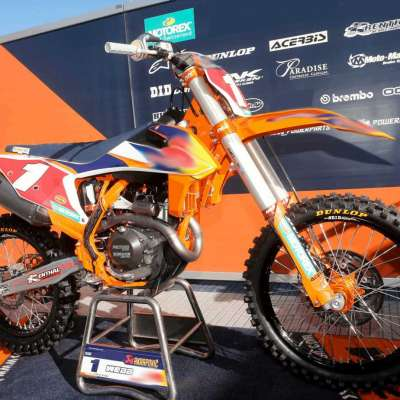 2020 KTM 250 SXF Graphics kit Profile Picture
