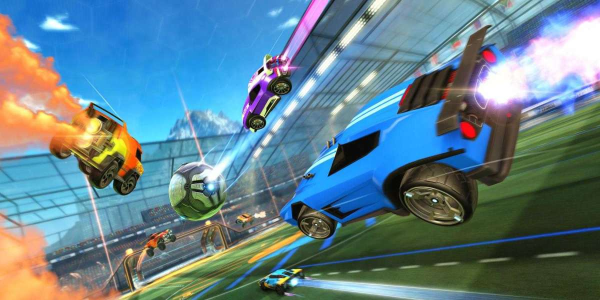 The company will launch remote leagues for Rocket League